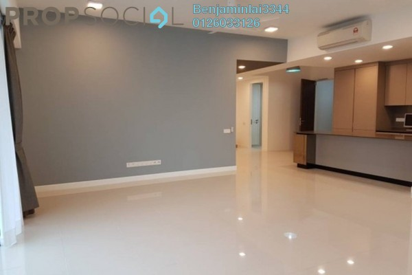 For Rent Condominium at Residensi 22, Mont Kiara Freehold Semi Furnished 4R/4B 7k