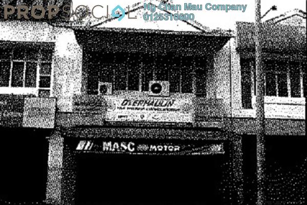 For Sale Shop at Taman Bukit Rinting, Pasir Gudang Leasehold Semi Furnished 0R/0B 300k