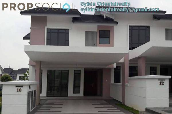 For Sale Terrace at Precinct 11, Putrajaya Freehold Unfurnished 4R/3B 1.09m