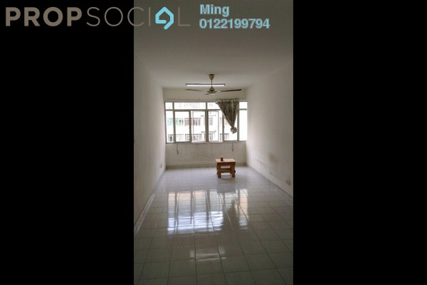 For Rent Apartment at Taman Bukit Pelangi, Subang Jaya Freehold Unfurnished 3R/2B 950translationmissing:en.pricing.unit