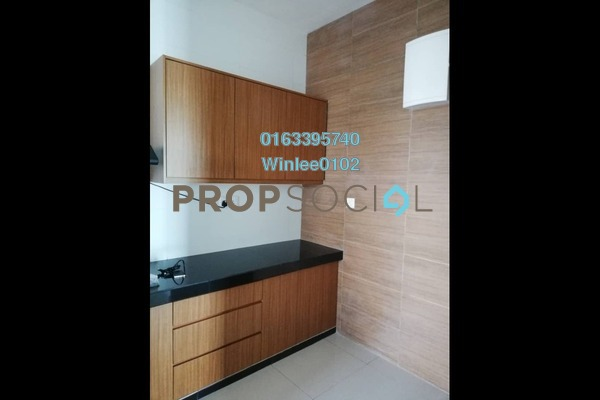 For Rent Condominium at Riverville Residences, Old Klang Road Freehold Semi Furnished 3R/3B 2k