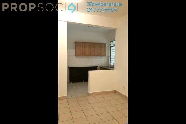 For Rent Condominium at D'Rimba, Kota Damansara Freehold Semi Furnished 3R/2B 1.4k