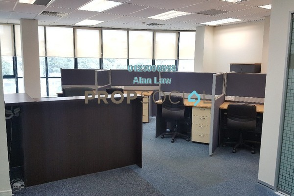 For Rent Office at Wisma Volkswagen, Bangsar Freehold Semi Furnished 0R/0B 7k