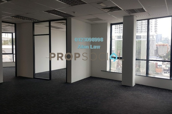 For Rent Office at Wisma Volkswagen, Bangsar Freehold Unfurnished 0R/0B 11.2k