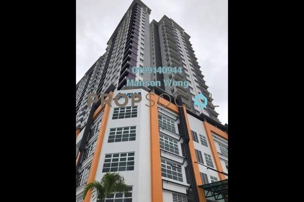 For Rent Condominium at Saville @ Kajang, Kajang Freehold Semi Furnished 3R/2B 950translationmissing:en.pricing.unit