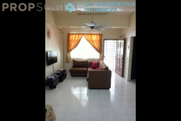 For Sale Townhouse at Taragon Puteri Cheras, Batu 9 Cheras Freehold Semi Furnished 3R/2B 345k