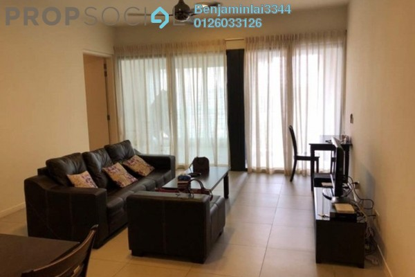 For Rent Serviced Residence at Jaya One, Petaling Jaya Freehold Fully Furnished 2R/2B 3k
