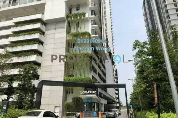 For Sale Condominium at Solstice @ Pan'gaea, Cyberjaya Freehold Fully Furnished 1R/1B 269k