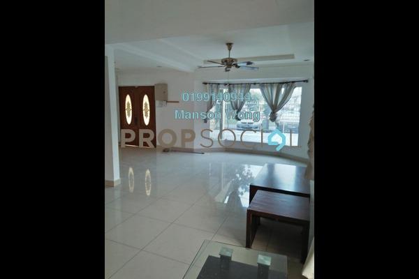 For Sale Terrace at Taman Kajang Raya, Kajang Freehold Semi Furnished 6R/4B 850k