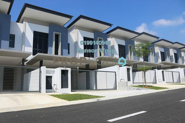 For Sale Terrace at Kajang East, Semenyih Freehold Unfurnished 4R/3B 670k