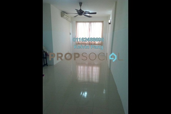 For Rent Condominium at Sri Saujana Apartment, Georgetown Freehold Semi Furnished 3R/2B 880translationmissing:en.pricing.unit