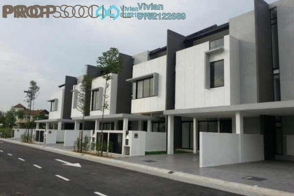 For Rent Terrace at Blu Constellation, Seri Kembangan Leasehold Unfurnished 6R/6B 3.8k