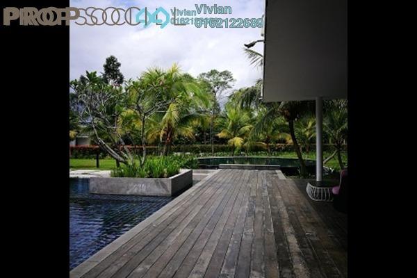 For Rent Terrace at Blu Constellation, Seri Kembangan Leasehold Fully Furnished 6R/5B 5k