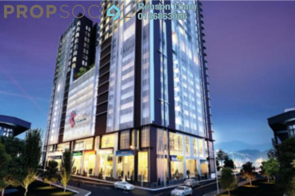For Sale Condominium at Sinaran, Wangsa Maju Leasehold Semi Furnished 3R/2B 460k