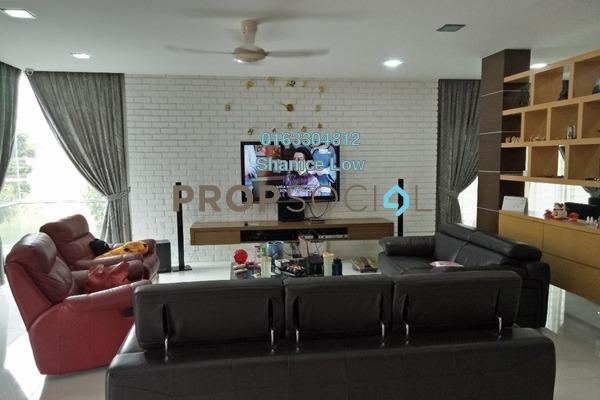 For Sale Terrace at Puteri 12, Bandar Puteri Puchong Freehold Semi Furnished 6R/4B 2.1m