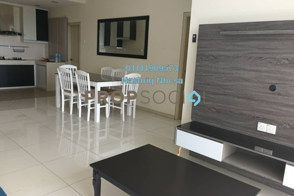 For Rent Condominium at TTDI Adina, Shah Alam Freehold Fully Furnished 3R/2B 21k