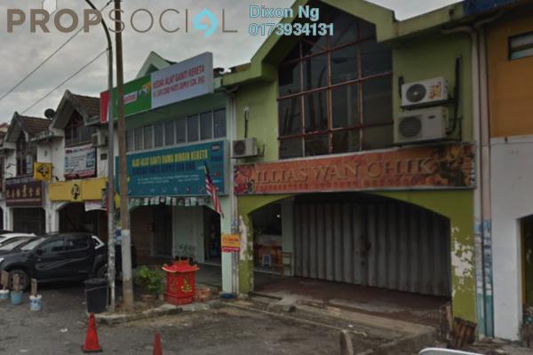 For Sale Shop at Desa Tun Razak, Bandar Tun Razak Freehold Semi Furnished 1R/1B 138k