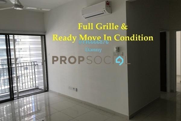 For Rent Condominium at Seasons Garden Residences, Wangsa Maju Freehold Unfurnished 3R/2B 1.45k