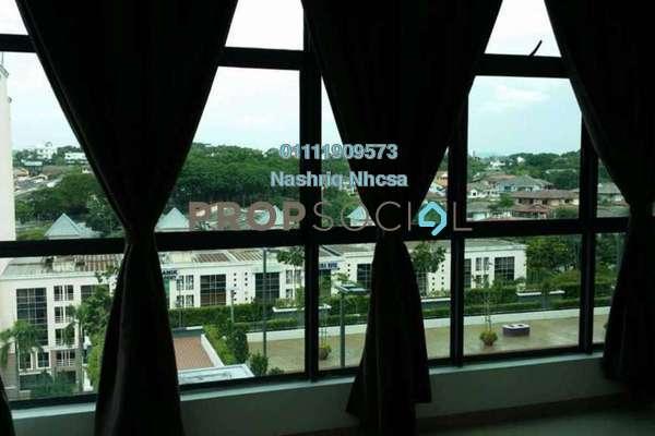 For Rent Condominium at Vista Alam, Shah Alam Freehold Semi Furnished 0R/1B 1.2k