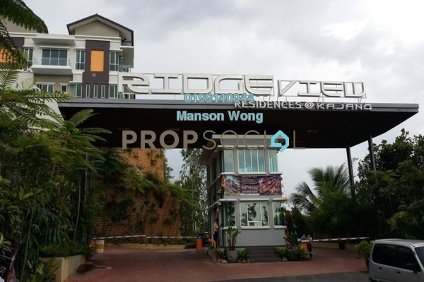 For Sale Bungalow at Ridgeview Residences, Kajang Freehold Unfurnished 4R/6B 1.35m