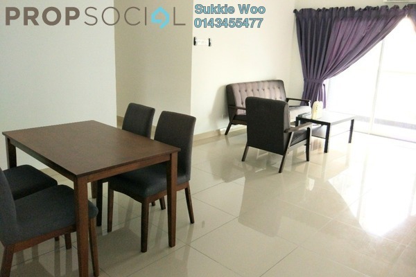 For Rent Condominium at Anyaman Residence, Bandar Tasik Selatan Freehold Semi Furnished 3R/2B 1.95k