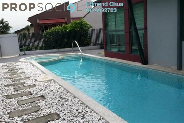 For Sale Bungalow at Lucky Garden, Bangsar Freehold Semi Furnished 5R/7B 5.2m