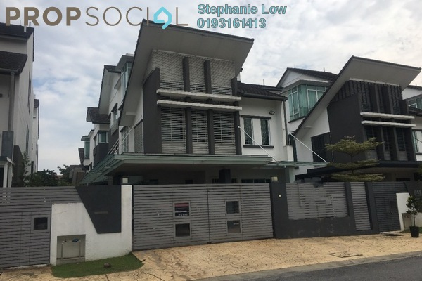 For Sale Bungalow at USJ Heights, UEP Subang Jaya Freehold Semi Furnished 6R/5B 2.68m