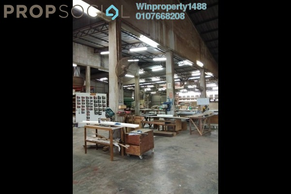 For Sale Factory at Saville Residence, Old Klang Road Freehold Semi Furnished 0R/0B 3m