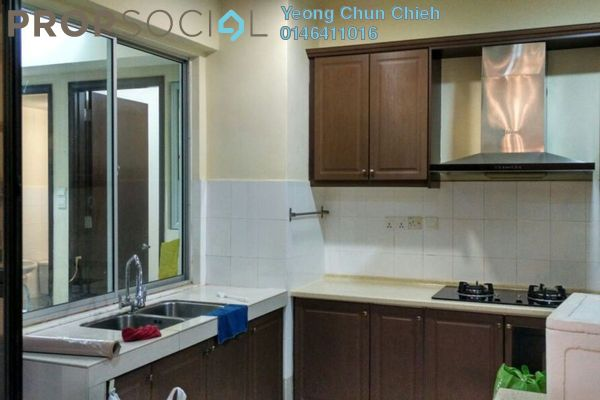 For Rent Condominium at Perdana View, Damansara Perdana Freehold Fully Furnished 4R/3B 3k