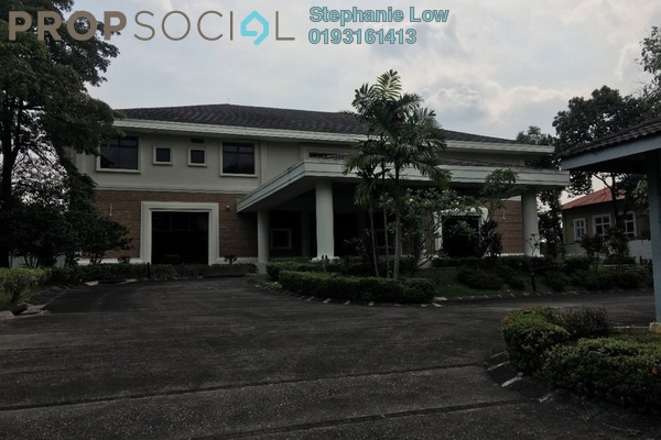 For Rent Bungalow at Glenmarie Courts, Glenmarie Freehold Semi Furnished 6R/5B 18k
