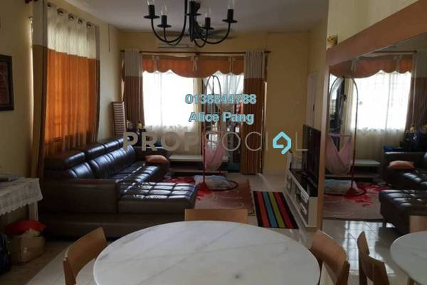 For Sale Apartment at Asia Heights, Farlim Freehold Semi Furnished 3R/2B 370k