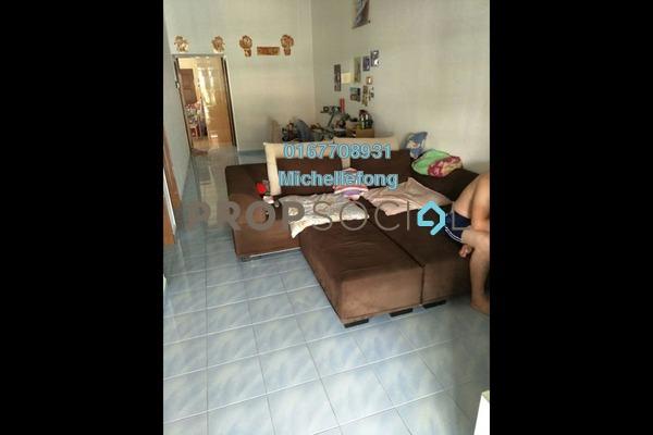 For Sale Terrace at Taman Nusa Bestari 1, Iskandar Puteri (Nusajaya) Freehold Semi Furnished 3R/2B 470k