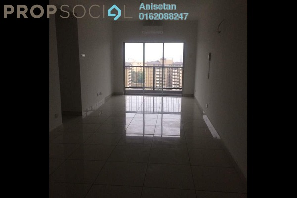 For Sale Condominium at Spring Avenue, Kuchai Lama Freehold Semi Furnished 3R/2B 592k