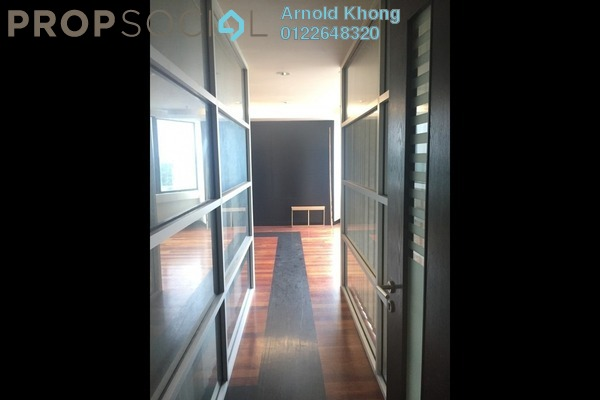 For Rent Office at Menara Zurich, Johor Bahru Freehold Semi Furnished 0R/0B 40.9k