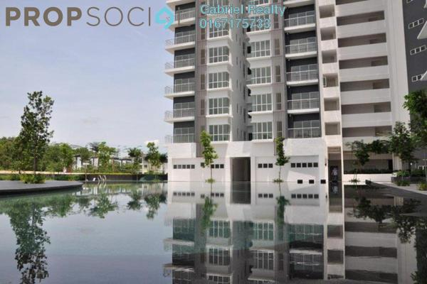 For Sale Condominium at You Residences @ You City, Batu 9 Cheras Freehold Fully Furnished 3R/2B 730k