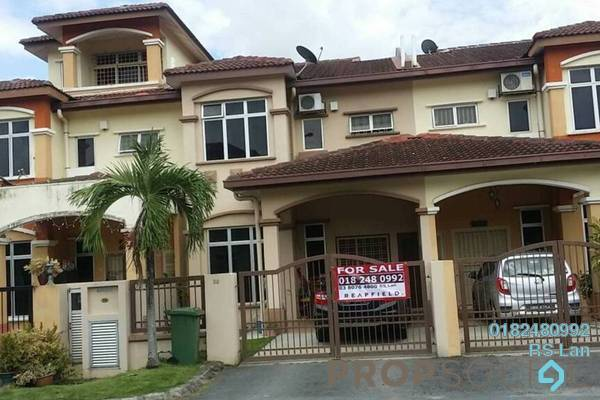 For Sale Superlink at Kota Warisan, Sepang Freehold Semi Furnished 4R/3B 650k