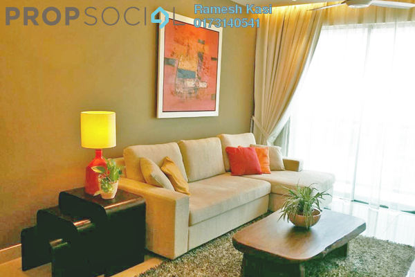 For Rent Condominium at Solaris Dutamas, Dutamas Freehold Fully Furnished 2R/2B 5.5k