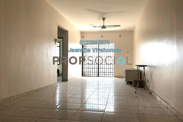 For Rent Condominium at Ketumbar Hill, Cheras Freehold Semi Furnished 4R/2B 1.5k