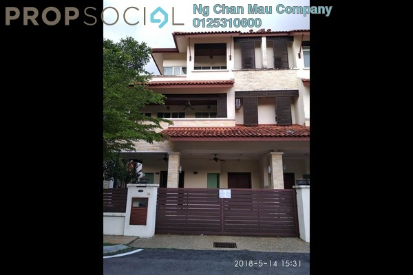 For Sale Semi-Detached at Beverly Heights, Ukay Freehold Semi Furnished 0R/0B 1.67m