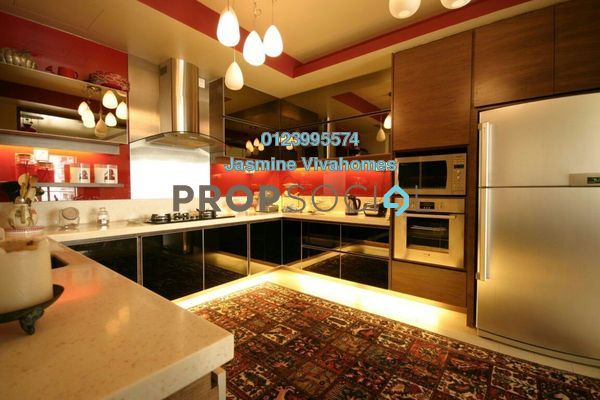 For Sale Condominium at 2 Hampshire, KLCC Freehold Fully Furnished 4R/5B 2.48m