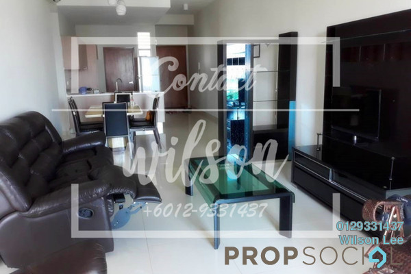 For Sale Condominium at Royal Regent, Dutamas Freehold Fully Furnished 3R/2B 650k