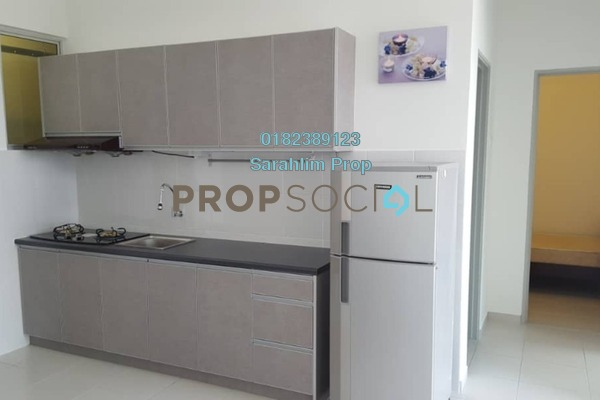 For Rent Condominium at The Zizz, Damansara Damai Freehold Fully Furnished 3R/2B 1.6k