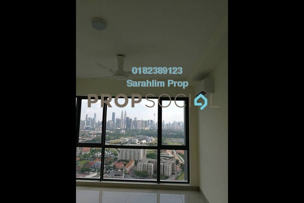 For Rent Condominium at Ascenda Residence @ SkyArena, Setapak Freehold Semi Furnished 3R/2B 2k