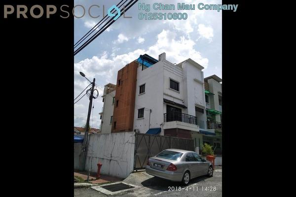 For Sale Townhouse at BU1, Bandar Utama Freehold Semi Furnished 0R/0B 709k