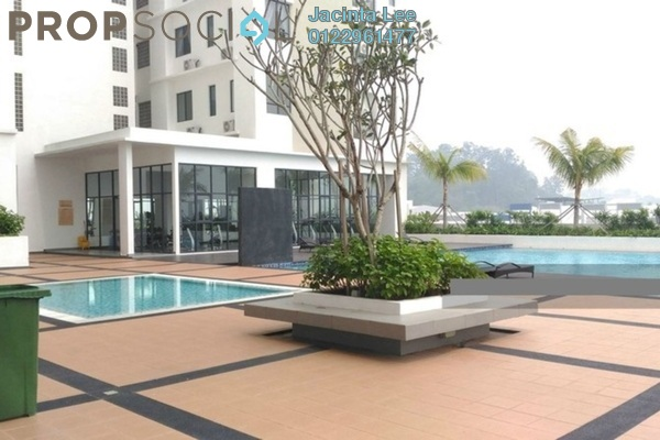 For Sale Condominium at Andana @ D'Alpinia, Puchong Freehold Semi Furnished 3R/3B 486k