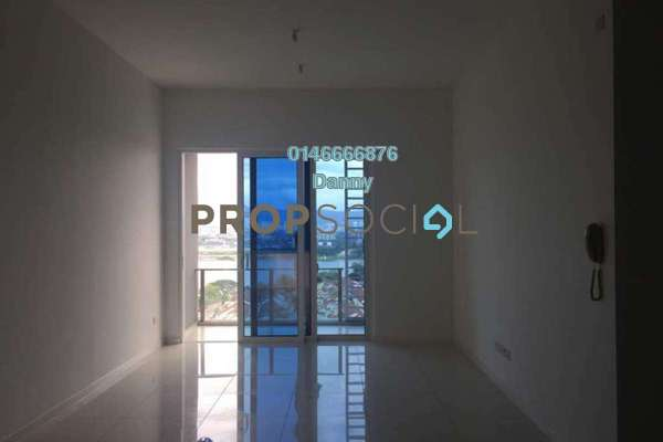 For Sale Condominium at EcoSky, Jalan Ipoh Freehold Semi Furnished 3R/2B 790k