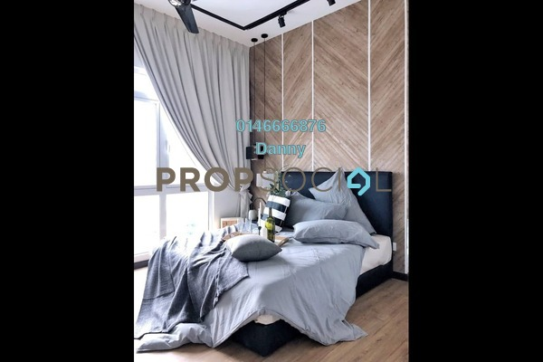 For Sale Condominium at EcoSky, Jalan Ipoh Freehold Fully Furnished 3R/2B 780k