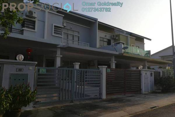 For Rent Terrace at Sierra 8, 16 Sierra Freehold Semi Furnished 4R/4B 2k