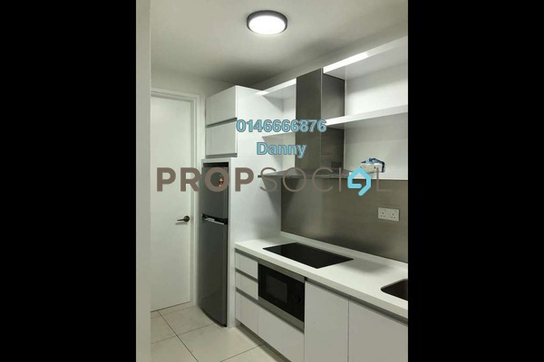 For Sale Condominium at EcoSky, Jalan Ipoh Freehold Semi Furnished 2R/2B 610k