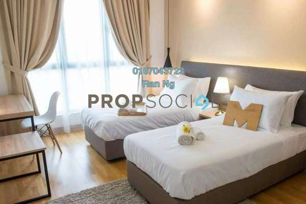 For Sale Serviced Residence at Twin Galaxy, Johor Bahru Freehold Fully Furnished 3R/2B 800k